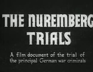 0594 at the trial of the main nazi criminals in nuremberg