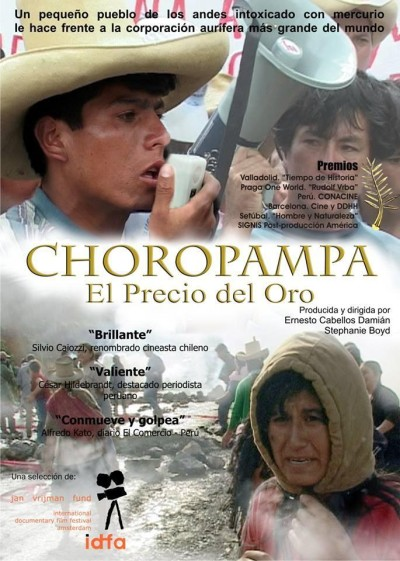 2052 choropampa the price of gold