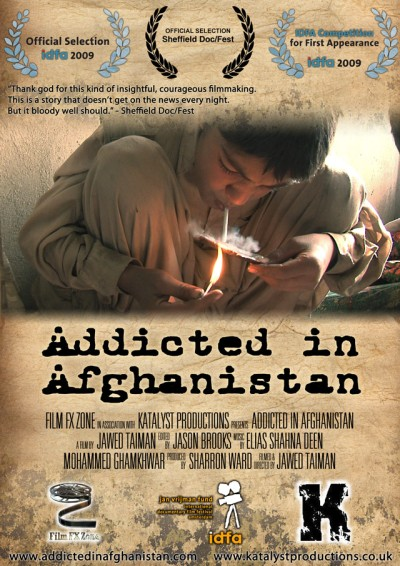 2637 addicted in afghanistan