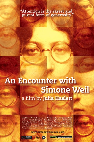 3322 an encounter with simone weil